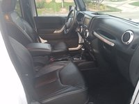 Picture of 2013 Jeep Wrangler Unlimited Sahara, interior