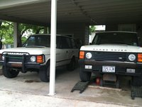 1990 Land Rover Range Rover 4WD, Donor & Recipient, exterior, gallery_worthy