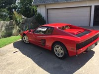 1989 Ferrari Testarossa Overview