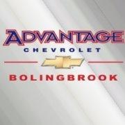Advantage Chevrolet Bolingbrook logo