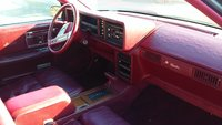 Picture of 1989 Cadillac Seville Base, interior