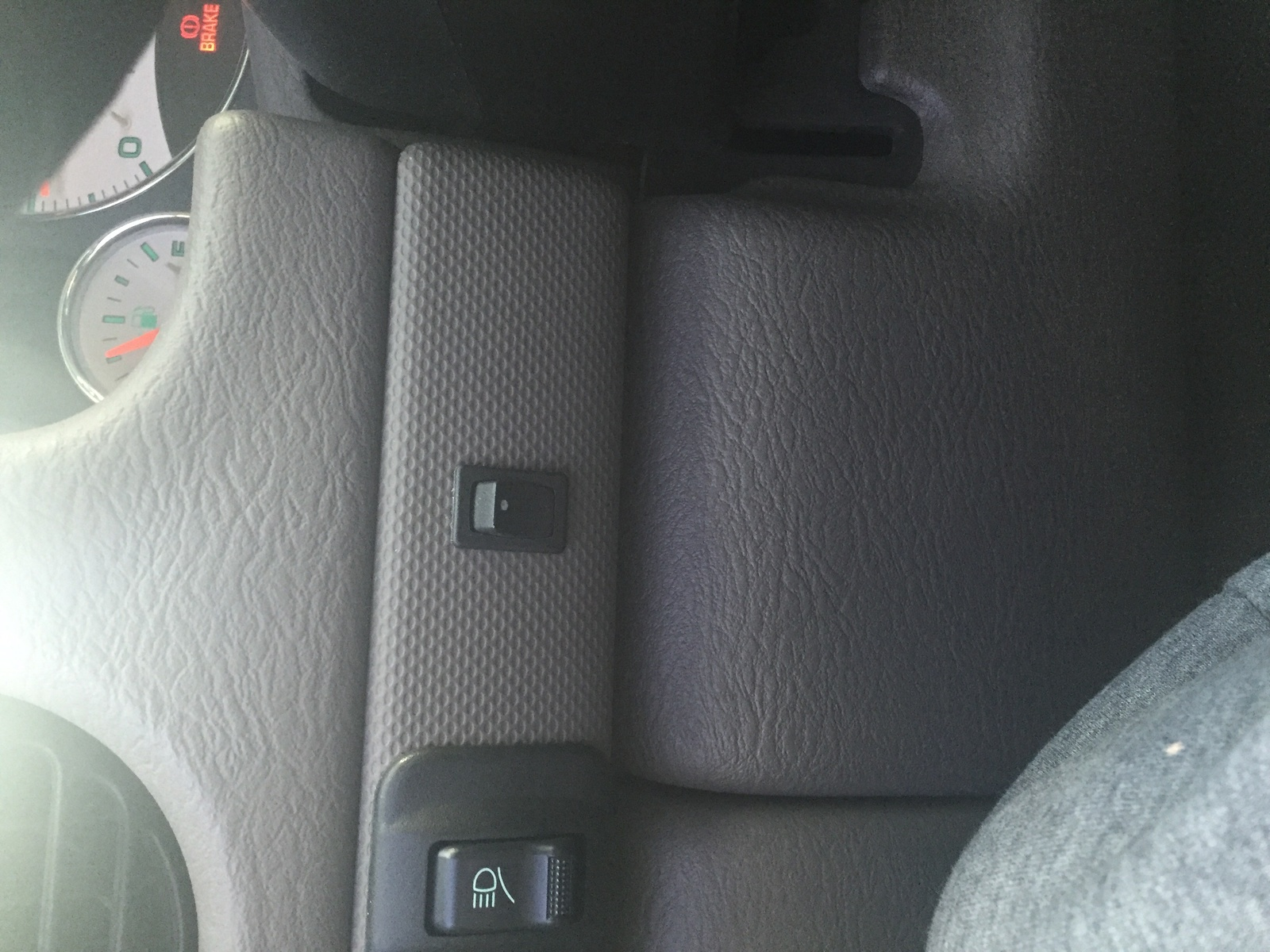Jeep Liberty Questions Jeep What Is This Switch Beside The