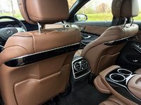 Picture of 2016 Mercedes-Benz S-Class S550 4MATIC, interior