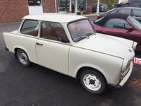 1982 Trabant 601 Overview