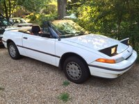 Picture of 1991 Mercury Capri 2 Dr XR2 Turbo Convertible