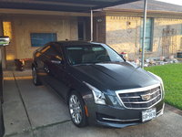 Picture of 2015 Cadillac ATS Coupe 2.0T, exterior