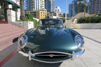 1966 Jaguar E-TYPE Overview