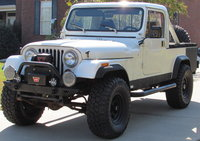 1982 Jeep CJ-5 Overview