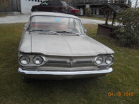 1962 Chevrolet Corvair Overview