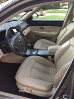 Picture of 2008 Kia Amanti Base, interior
