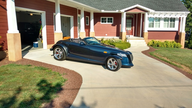 Picture of 2001 Chrysler Prowler 2 Dr STD Convertible