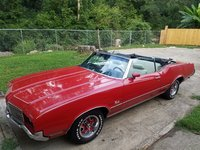 1972 Oldsmobile Cutlass Supreme Overview