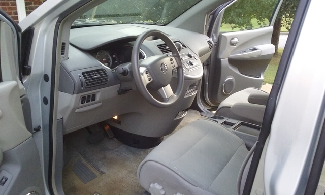 2007 Nissan Quest Interior Pictures Cargurus