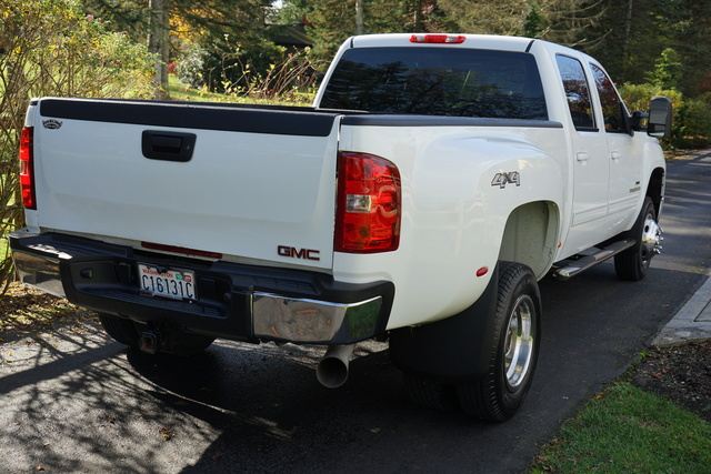 Picture of 2008 GMC Sierra 3500HD SLE1 Crew Cab DRW 4WD, exterior, gallery_worthy