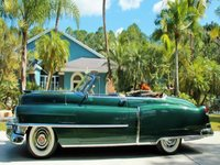 1950 Cadillac Fleetwood Overview