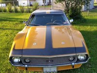 1971 AMC Javelin Picture Gallery