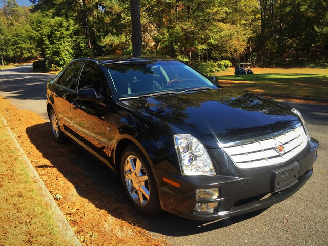 2007 Cadillac STS - Pictures - CarGurus