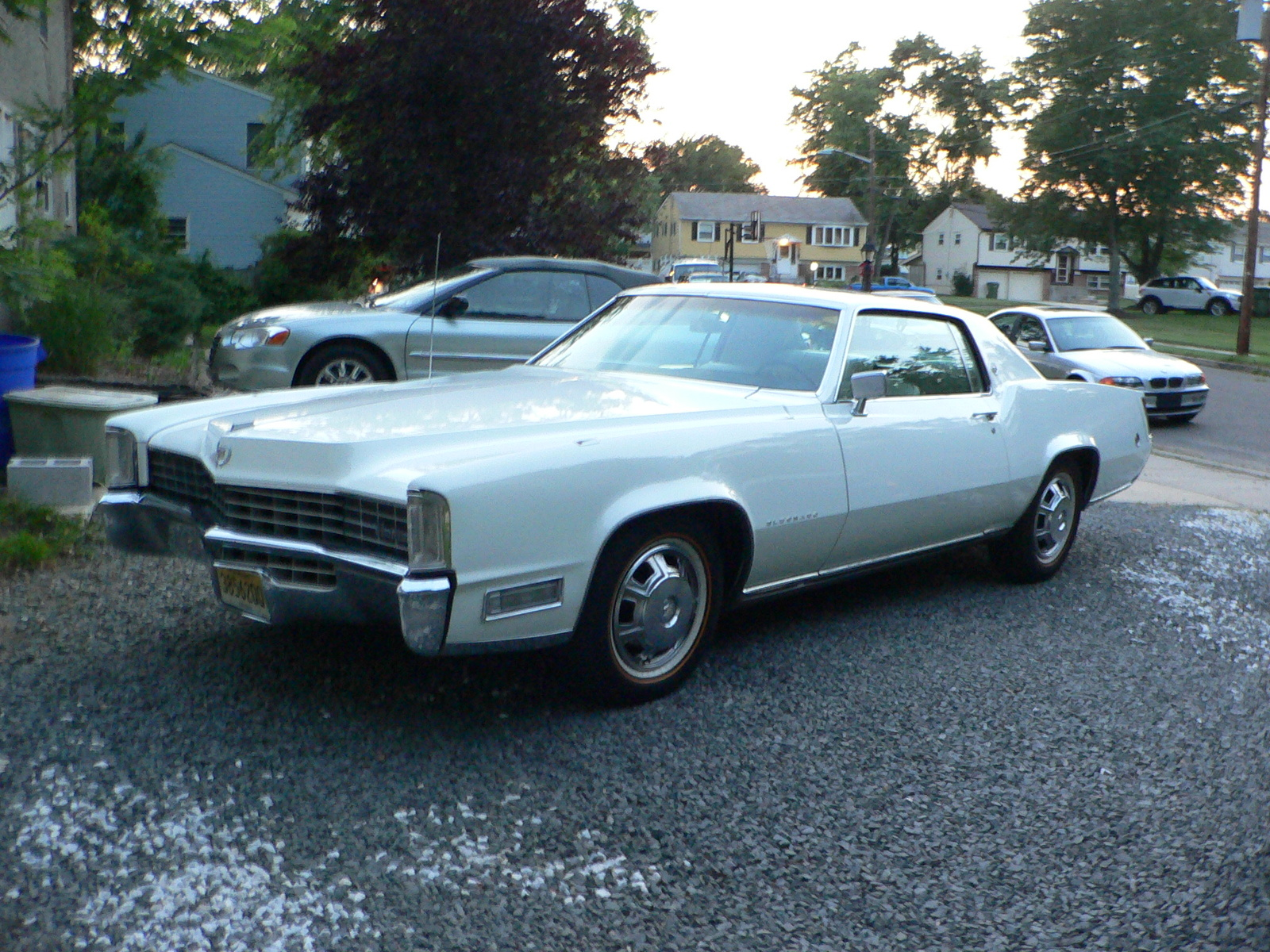 Used Volvo For Sale Cargurus >> 1968 Cadillac Eldorado - Overview - CarGurus