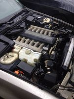 Picture of 1989 BMW 7 Series 750iL, engine