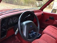 Picture of 1989 Ford Ranger XLT Standard Cab 4WD LB, interior