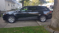 Picture of 2015 Lincoln MKT 3.7L AWD Livery, exterior