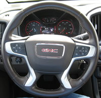 Picture of 2015 GMC Canyon SLE Ext. Cab LB 4WD, interior