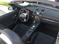Picture of 2015 Porsche Boxster GTS, interior