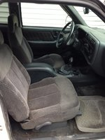 Picture of 1997 GMC Sonoma 2 Dr SLE Extended Cab Stepside SB, interior