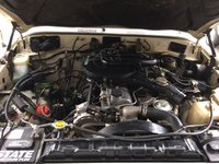 Picture of 1986 Toyota Land Cruiser 4 Dr STD 4WD, engine