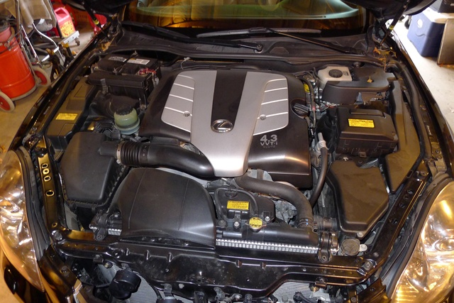 Picture of 2010 Lexus SC 430 RWD, engine, gallery_worthy