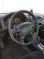 Picture of 2001 Acura EL Touring, interior