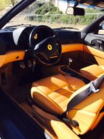 Picture of 1995 Ferrari F355 Spider, interior