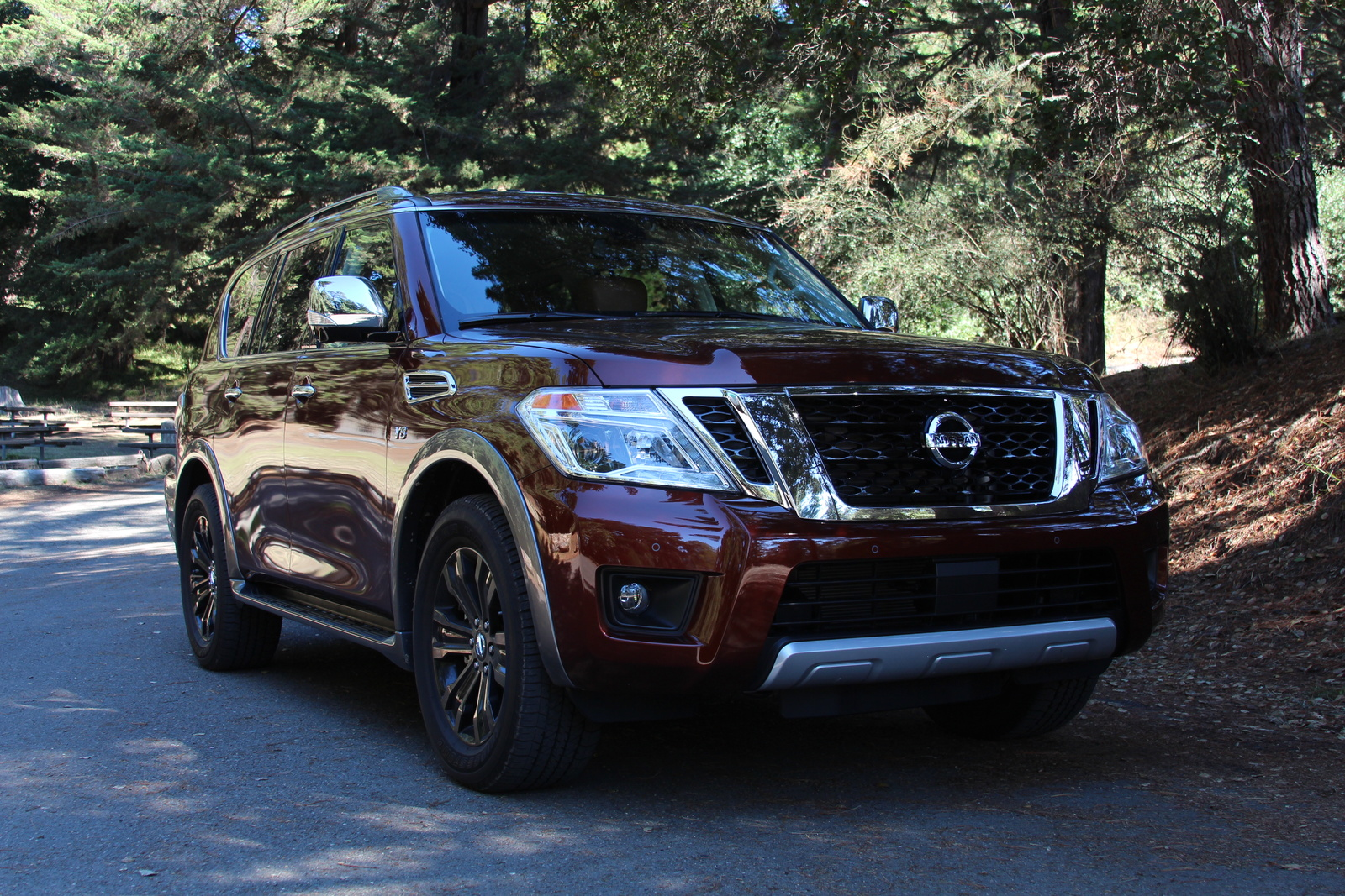 Picture of 2017 Nissan Armada
