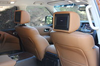 Picture of 2017 Nissan Armada, interior, gallery_worthy