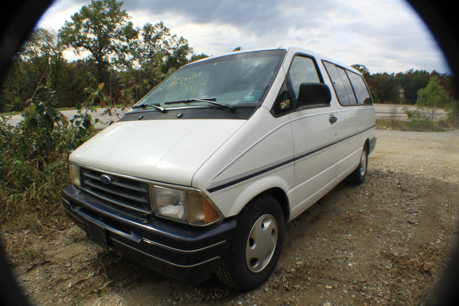 Ford Lincoln Of Franklin >> 1994 Ford Aerostar - Overview - CarGurus
