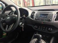 Picture of 2016 Kia Sportage LX, interior