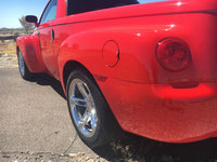 Picture of 2005 Chevrolet SSR 2 Dr LS Convertible Standard Cab SB, exterior, gallery_worthy