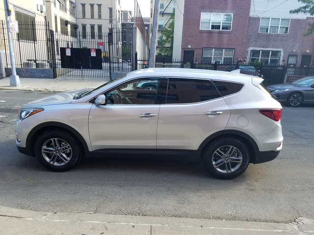 Picture of 2017 Hyundai Santa Fe Sport 2.4L FWD, exterior, gallery_worthy