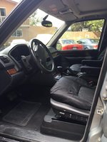 Picture of 1998 Land Rover Range Rover 4.6 HSE, interior