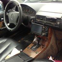 Picture of 1993 Mercedes-Benz SL-Class 300SL, interior
