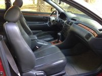 Picture of 2002 Toyota Camry Solara SLE, interior