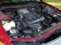 Picture of 2002 Toyota Camry Solara SLE, engine