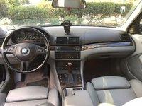 bmw 320i 2003 interior