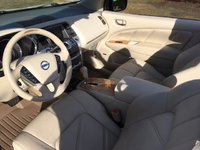 Picture of 2011 Nissan Murano CrossCabriolet Base, interior