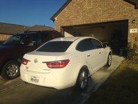 Picture of 2012 Buick Verano Sedan, exterior