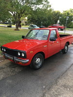 1976 Toyota Pickup Overview