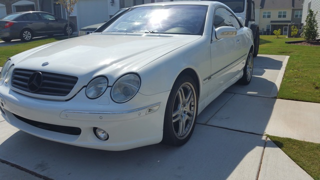 Picture of 2000 Mercedes-Benz CL-Class 2 Dr CL500 Coupe