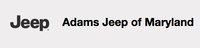 Adams Jeep of Maryland logo