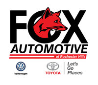 Fox Toyota Volkswagen of Rochester Hills logo