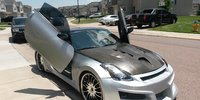2009 Nissan 350Z Roadster Enthusiast, cold nissan, exterior